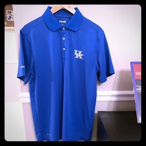 Ping Golf University of Kentucky Wildcats polo